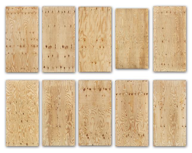 Plywood Panels Vizpark