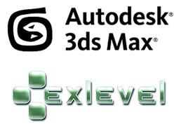 3ds max GrowFX logos