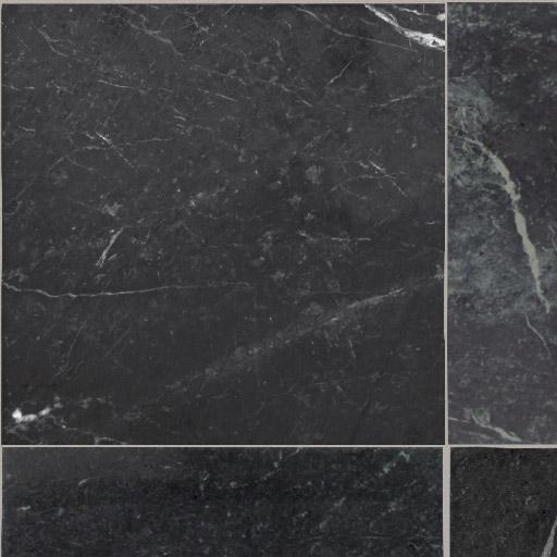 Black Marble 3d Textures