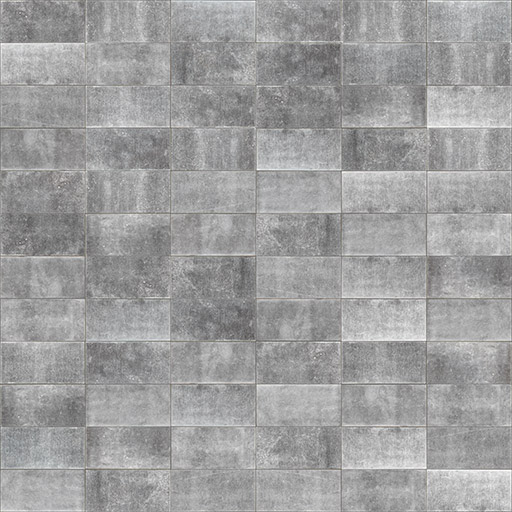 Grey Slate Kitchen Wall Tiles: Concrete Grey