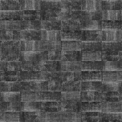 Concrete Grey (tileable) reflection