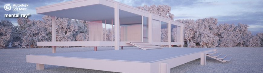 HDRI lighting with 3ds max and mental ray - VIZPARK™