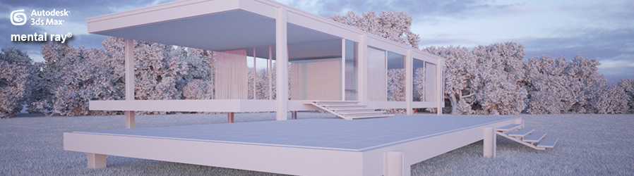 3ds Max Exterior Lighting Hdri Lighting With 3ds Max And