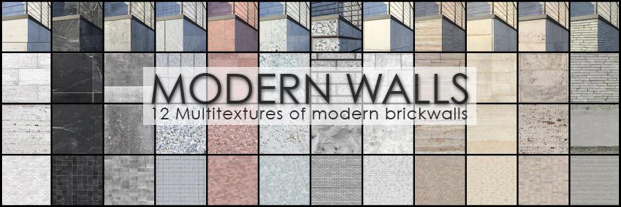 Modern Walls
