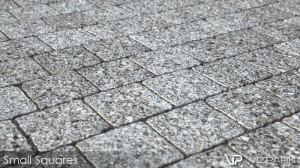 Small Squares (close)
