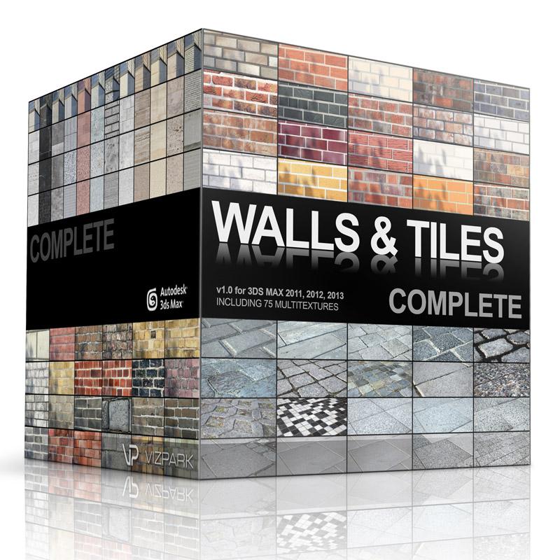 Walls Amp Tiles Complete Vizpark