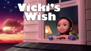 Vicki´s Wish - Interview with Alex Scollay