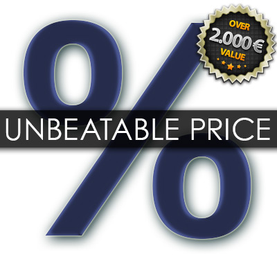 Unbeatable price