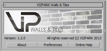 Walls & Tiles Header