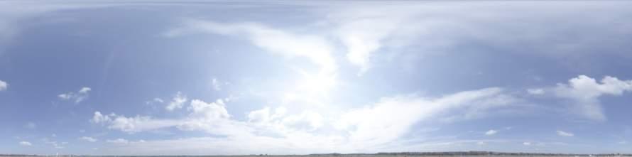 Dawn Hdri | HDRI Sky 179 | Radiance Format | Luxxlabs