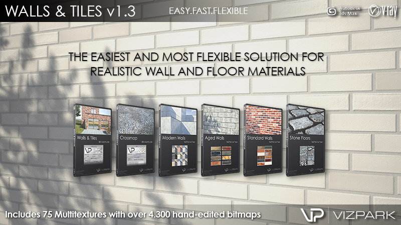 Walls & Tiles Feature Image