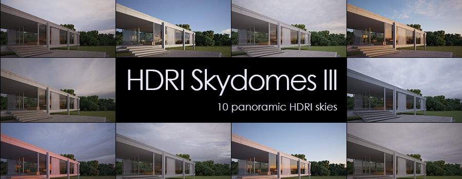 HDRI Skydomes III