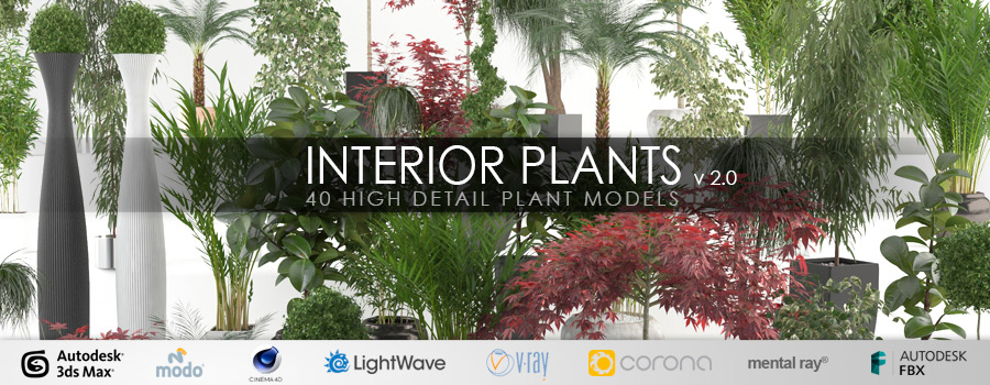 Interior Plants v2.0