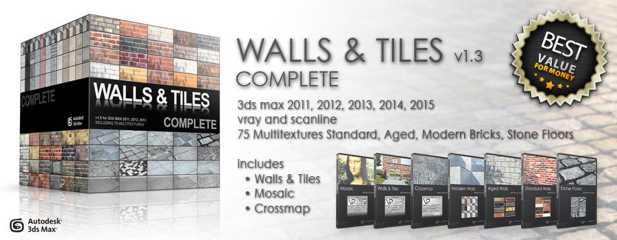 Walls & Tiles Complete