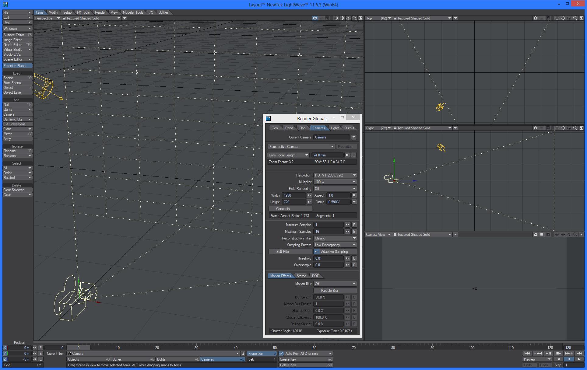 hdri lighting with lightwave 3d rh vizpark com Anime Lightwave Lightwave 3D Software