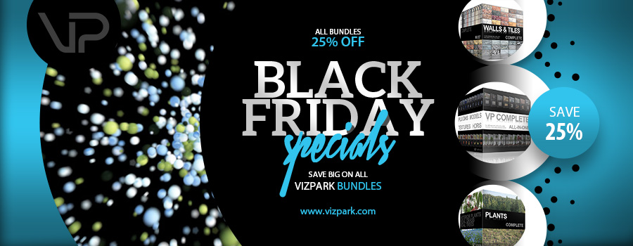 Black Friday SPECIAL - 25% off