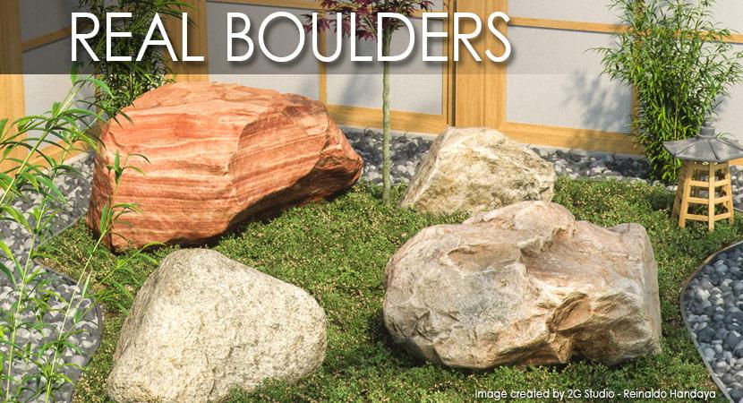 Real Boulders