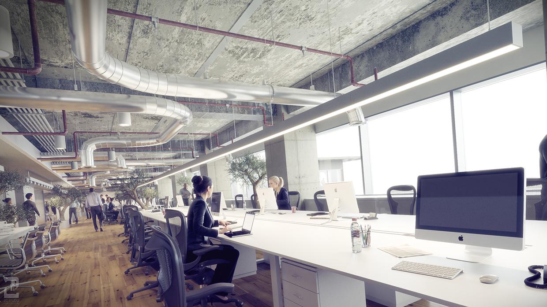 Office Space By 2g Studio Vizpark