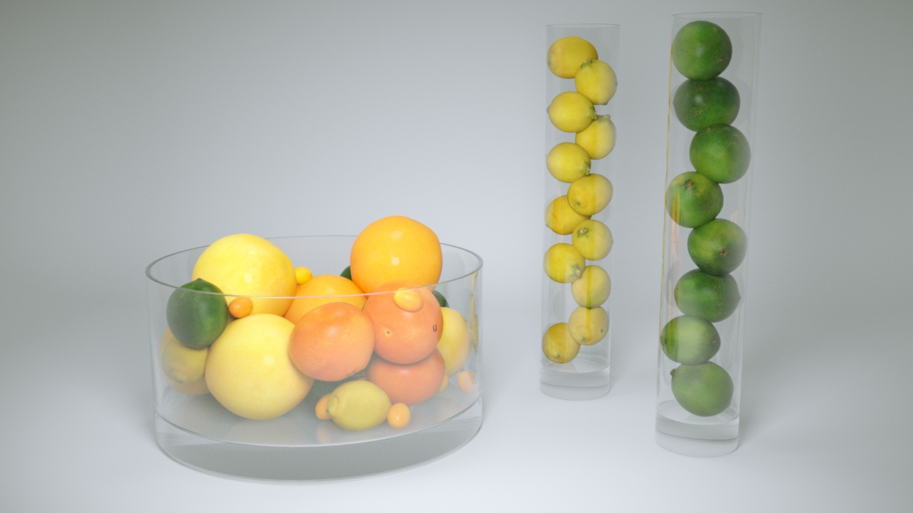 VP Citrus fruits glas 1