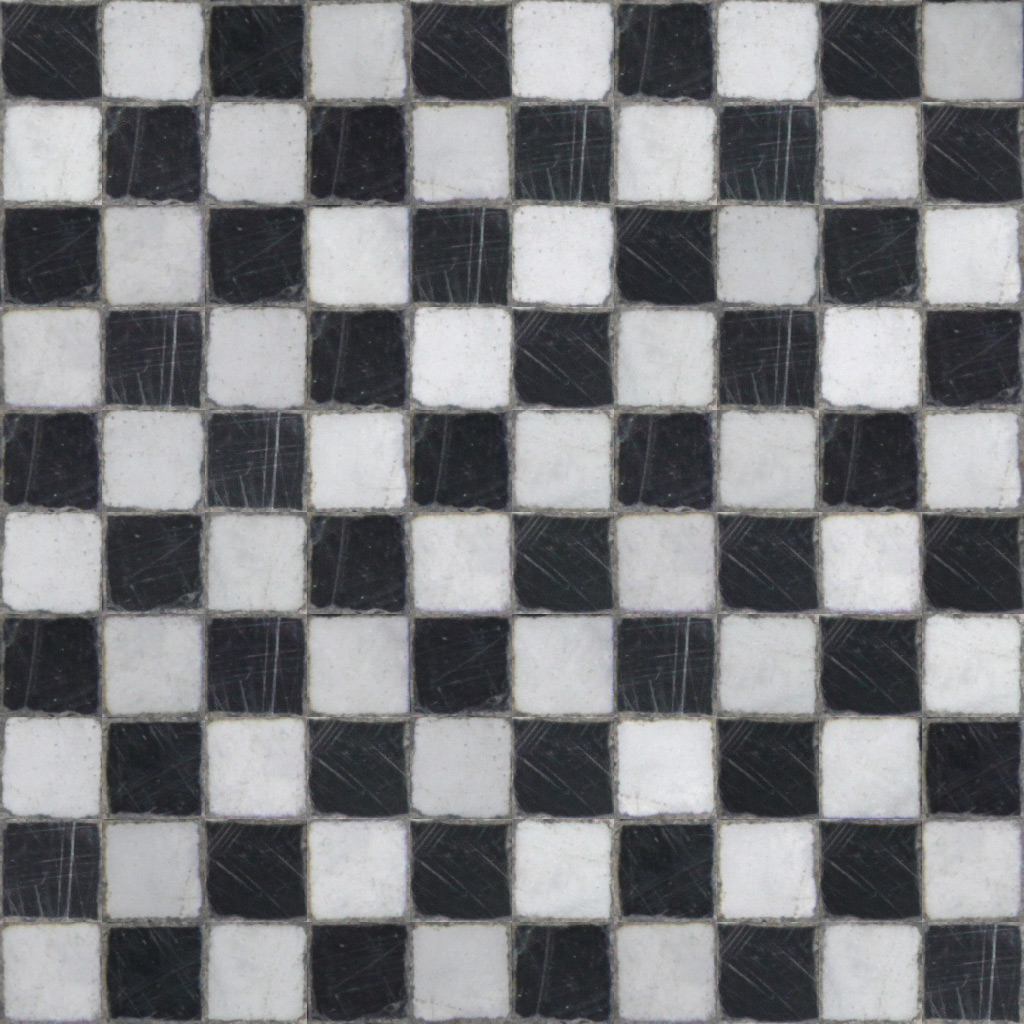 VP Omnitiles Shape Maps - Checker example