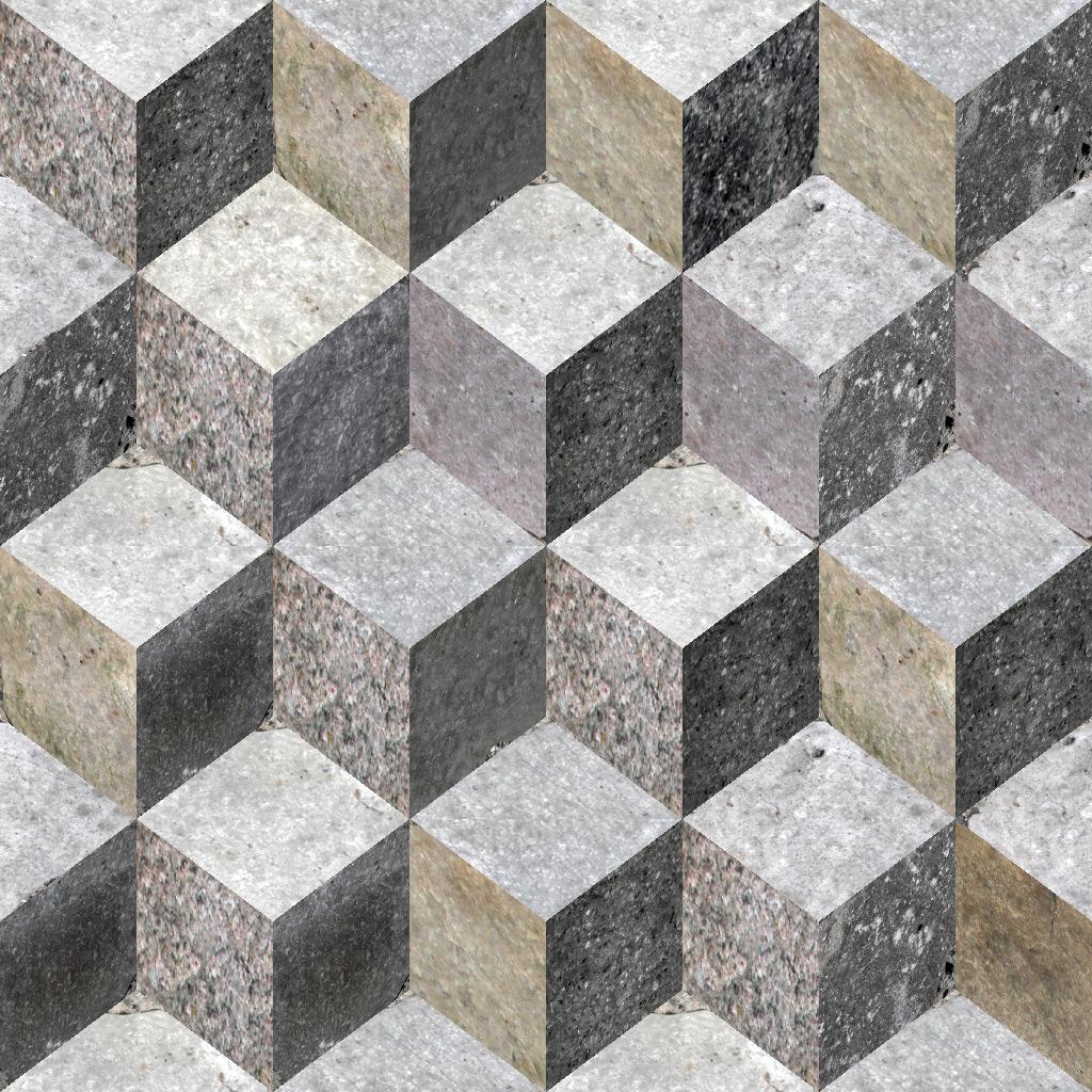 VP Omnitiles Shape Maps - Illusion example