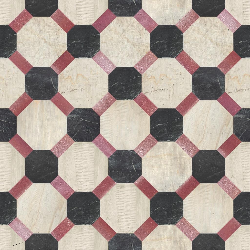 VP Omnitiles Shape Maps - Kitchen Tiles example