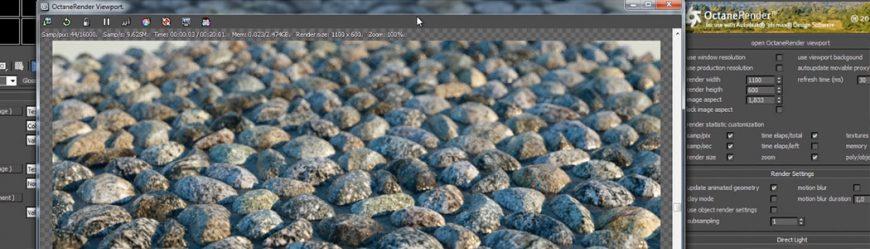 Omnitiles - Render Seamless Textures - VIZPARK™