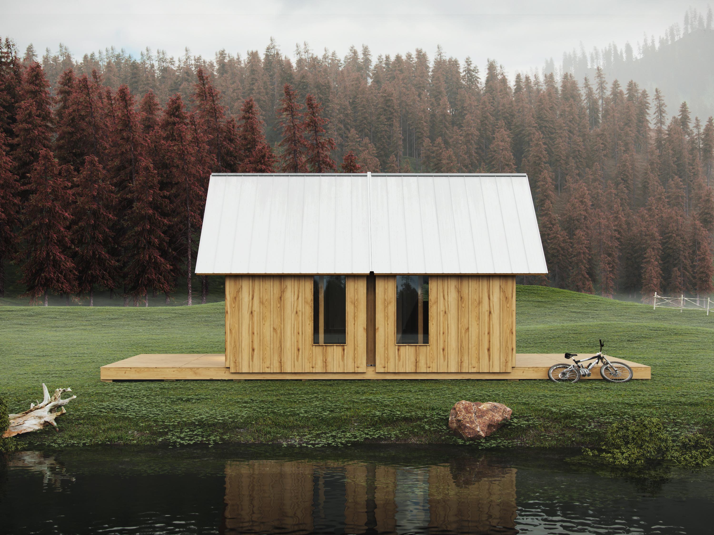 Scwélf Garden House View 5