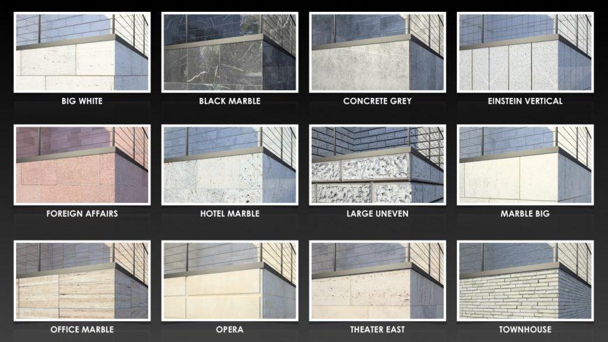 Modern Walls - VIZPARK™