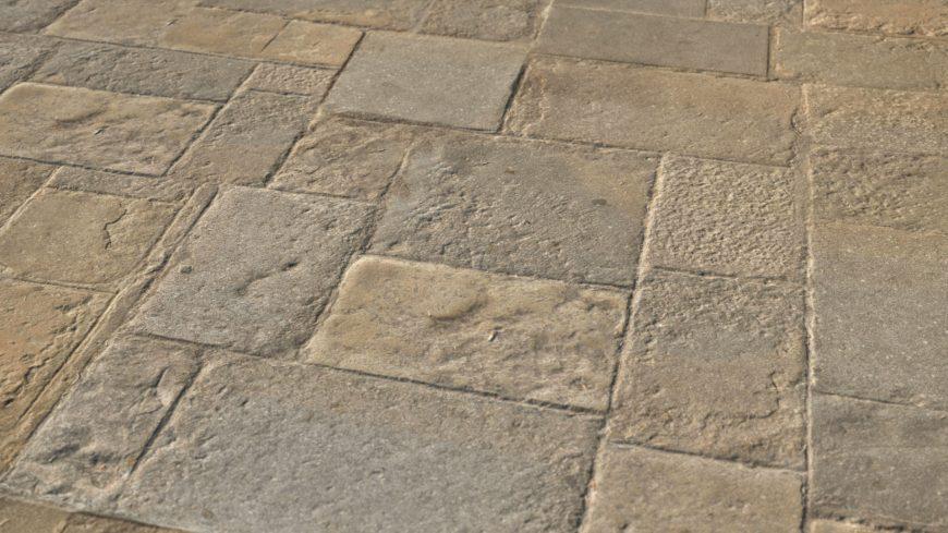 Stone Floor 1 Vizpark